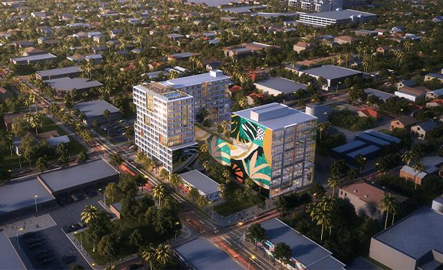 Regenerative urban development.