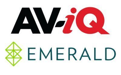 Emerald Furthers AV Market Commitment With AV-iQ Alliance