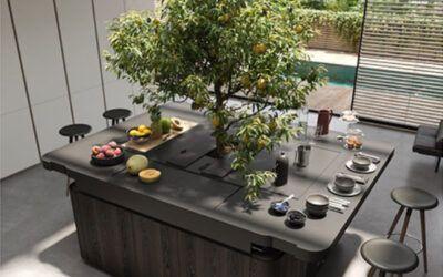 Aran Cucine Oasi Multifunctional Kitchen