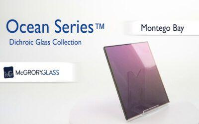 McGrory Glass Designer Collection Ocean Series